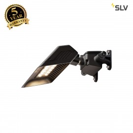 SLV 1000883 TODAY LED Outdoor Display luminaire, black, short, 4000K, IP65
