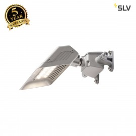 SLV 1000885 TODAY LED Outdoor Display luminaire, silver, short, 4000K, IP65