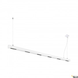 SLV 1000935 Q-LINE PD, LED indoor pendant, 2m, BAP, white, 4000K