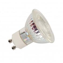 SLV 1001030 LED QPAR51 GU10 Bulb, 38°, 2700K, 400 lm, dimmable