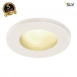SLV 1001157 DOLIX OUT QR-C51, round, white