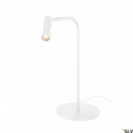 SLV 1001460 KARPO TL, LED Indoor table lamp, white, 3000K