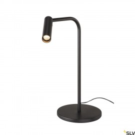 SLV 1001461 KARPO TL, LED Indoor table lamp, black, 3000K
