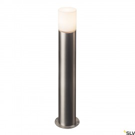SLV 1001490 ROX ACRYL 90 Pole, Outdoor floor stand, IP44, stainless steel 304, E27 max 20W