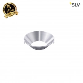 SLV 1001825 RENISTO DL cover, round, silver, medium