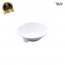 SLV 1001826 RENISTO DL cover, round, white, large