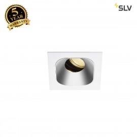 SLV 1001834 RENISTO DL cover, square, silver, medium