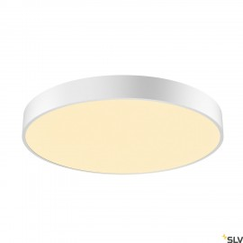 SLV 1001900 MEDO 60 CW, CORONA, LED Outdoor surface-mounted wall and ceiling light, DALI, white, 3000/4000K