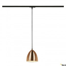 SLV 1001968 PARA CONE 14 PD pendant, QPAR51, copper 35W, incl. 1-circuit adapter