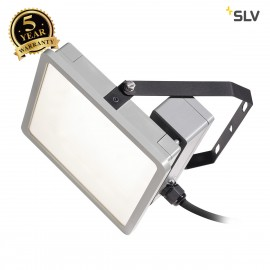 SLV 1002195 ALMINO WL, LED outdoor surface-mounted wall light, UGR