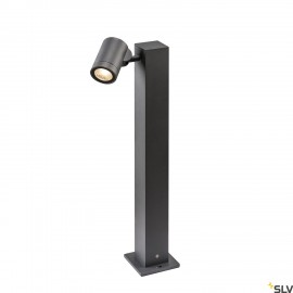 SLV 1002198 HELIA Single Pole, LED outdoor floor stand, anthracite, IP55 3000K