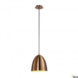 SLV 133009 PARA CONE 20 pendant, round,copper brushed, E27, max. 60W