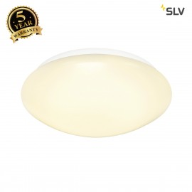 SLV 133733 LIPSY 30 LED ceiling light,round, 30 LED, 3000K, withwhite diffusor
