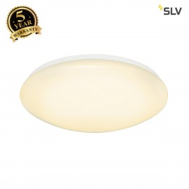 SLV 133753 LIPSY 50 LED wall and ceilinglight, round, 72 LED, 3000K,incl. diffuser and driver