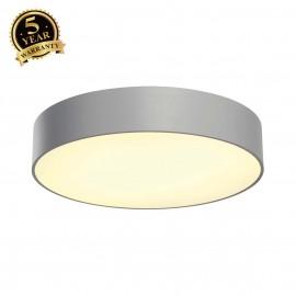 SLV 133804 MEDO PRO 60 ceiling light,round, silver-grey, 2xT5 24W,2xTC-L 24W, ESL