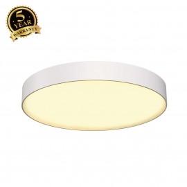 SLV 133861 MEDO PRO 90 ceiling light,round, white, 4xT5 24W, 2XT539W