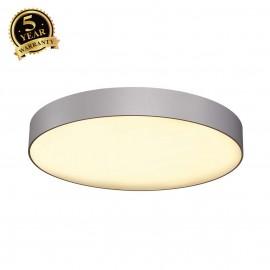 SLV 133864 MEDO PRO 90 ceiling light,round, silver-grey, 4xT5 24W,2XT5 39W