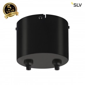 SLV 138980 TRANSFORMER, for TENSEO low-voltage cable system, black, 105VA