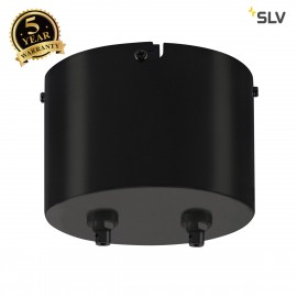 SLV 138990 TRANSFORMER, for TENSEO low-voltage cable system, black, 210VA