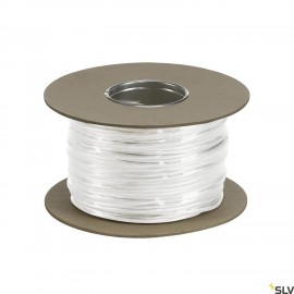 SLV 139041 LOW-VOLTAGE CABLE, for TENSEO low-voltage cable system, white, 4mm², 100m