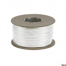 SLV 139061 LOW-VOLTAGE CABLE, for TENSEO low-voltage cable system, white, 6mm², 100m