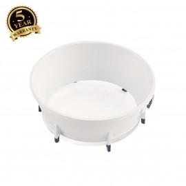INTALITE 140241 DECO RING, for REVILO LED spot, white