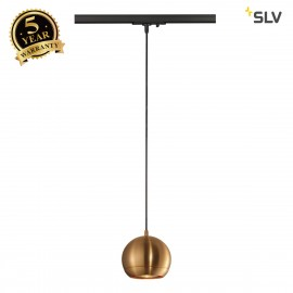 SLV 143629 LIGHT EYE ES111 pendant,copper, GU10, max. 75W, incl.1-circuit adapter