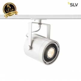SLV 143801 EURO SPOT ES111, white, max.75W, incl. 1-circuit adapter