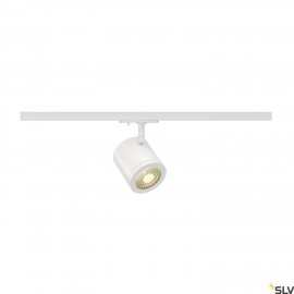 SLV 143941 ENOLA_C SPOT, round, white, 9WLED, 3000K, 35°, incl.1-circuit adapter