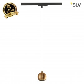 SLV 144029 LIGHT EYE PENDANT GU10, copper, GU10, max. 5W, incl.1-circuit adapter