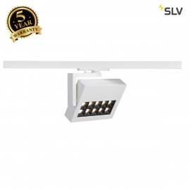 SLV 144061 PROFUNO LED Spot, white, 3000K, 60°, incl. 1-circuit adapter
