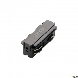 SLV 145560 EUTRAC direct connector,electrical, black