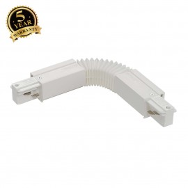 SLV 145581 EUTRAC flexible connector,white