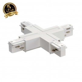 SLV 145691 EUTRAC X-connector, white