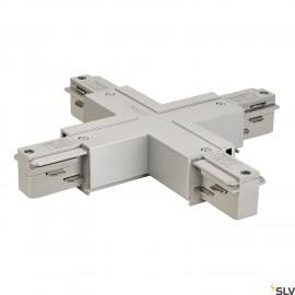 SLV 145694 EUTRAC X-connector,silver-grey