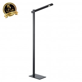 SLV 146060 MECANICA floor stand, black,LED 3000K