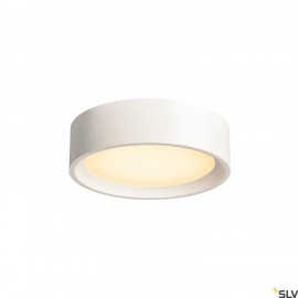 SLV 148005 PLASTRA LED Ceiling luminaire, white, 3000K