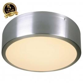 SLV 149276 MEDO LED ceiling light, alubrushed, 18W SMD LED 3000K