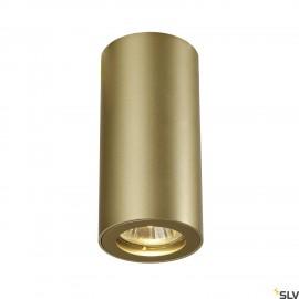 SLV 151813 ENOLA_B ceiling light, CL-1,brass, GU10, max. 35W