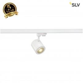 SLV 152421 ENOLA_C 9 SPOT, round, white,9W, 3000K, 35°, incl. 3-circuit adapter