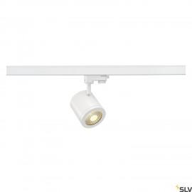 SLV 152431 ENOLA_C 9 SPOT, round, white,9W, 3000K, 55°, incl. 3-circuit adapter