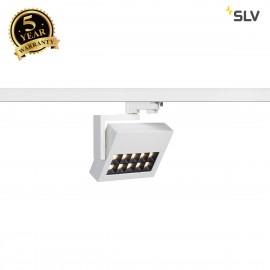 SLV 152541 PROFUNO LED SPOT, white, 3000KLED, 30°, incl. 3-circuitadapter