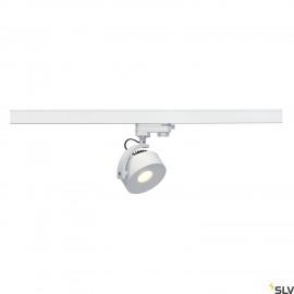 SLV 152601 KALU TRACK LEDDISK lamp head,white, 3000K, incl. 3-circuitadapter