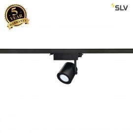 SLV 152680 SUPROS TRACK 3000 SPOT, black,3000lm, 4000K SLM, 60°, incl.3-phase adapter