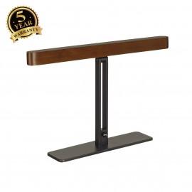 SLV 156277 VINCELLI 2, table lamp, LED, 2700K, dark bamboo