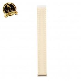 SLV 157001 I-LINE TOUCH floor stand, mattwhite, LED, 3000K, acrylicside shades