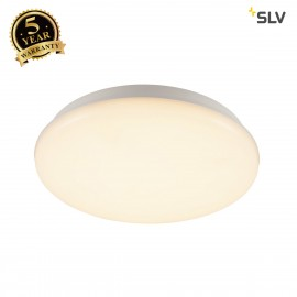 SLV 163020 SIMA, wall and ceiling light, LED, 3000K, round, dimmable