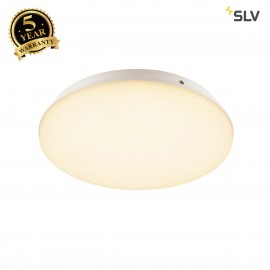 SLV 163021 SIMA, wall and ceiling light, LED, 3000K, round, with RF sensor