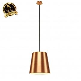 SLV 165519 TINTO pendant, copper, E27
