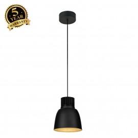 SLV 165600 PENTULI pendant 24, small,black, 31W COB LED, 3000K,incl. driver